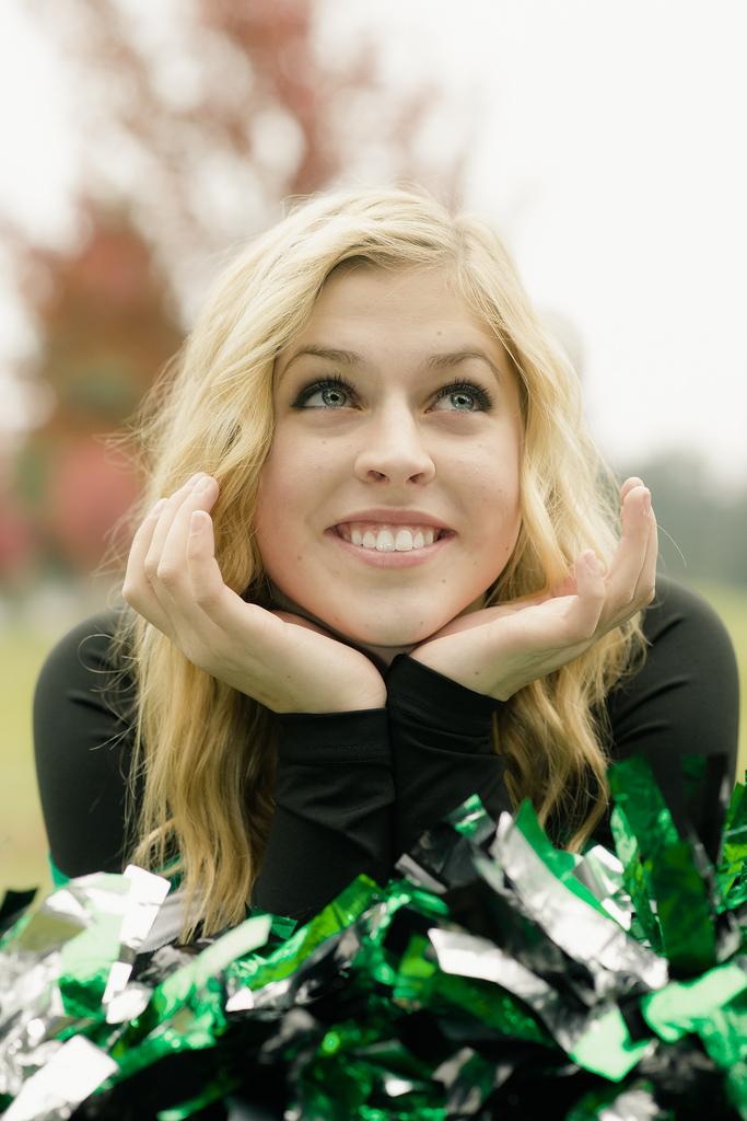 Katie cheer